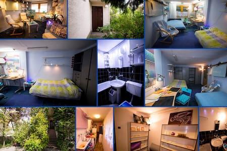 The cozy apartment Happy Life (around 40m2) :) - Wrocław
