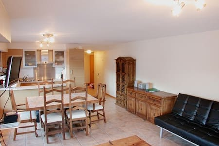 30m from skilift, 4 valleys - Hérémence - Appartement