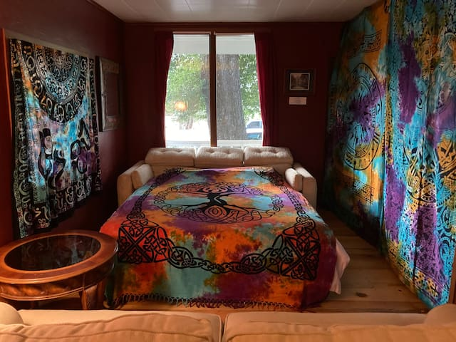 Evacuation Special Space Quiet LivingRoom Sofa Bed