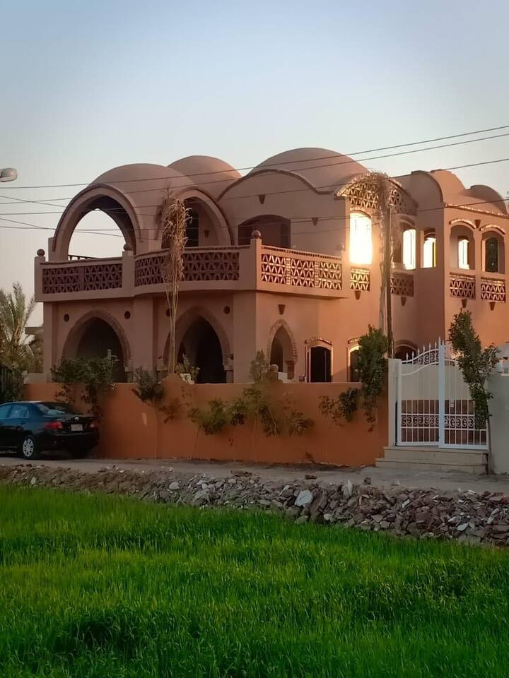⭐️NILE DEN⭐️ DOME HOUSE VILLA⭐️ APARTMENTS