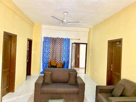 Two bedrooms Fully furnished Apartment, Achimota