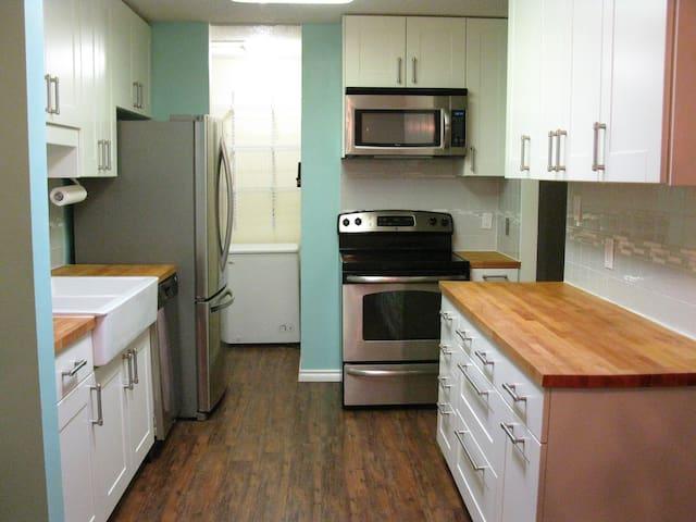 2 bedroom condo - Edmonton - Lägenhet