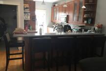 Alison & Dan's place