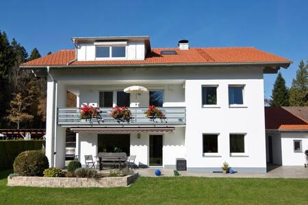 Haus Sonnenweg/FeWo Schlossblick inkl. KönigsCard