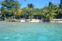 fare piquenique iles aux récifs