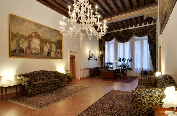 Double room in a 15th Century palace