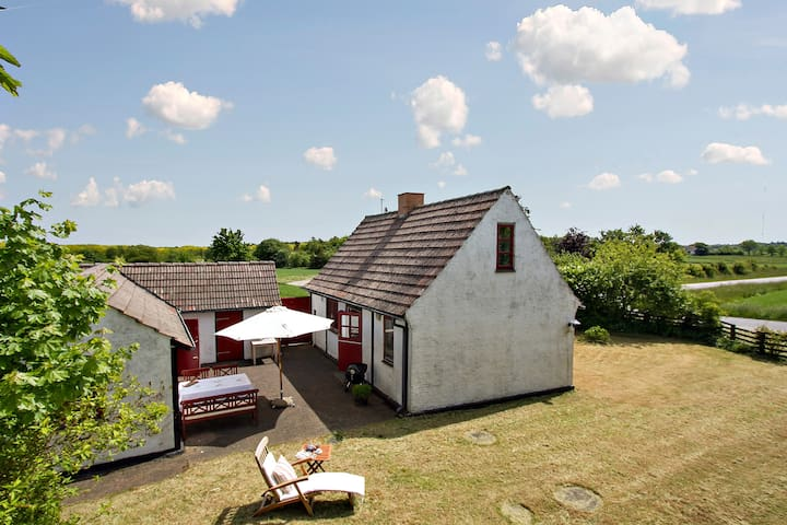 nice & cosy house in countryside - Aarsballe - Rumah