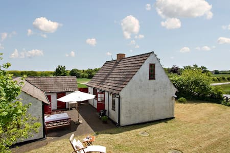 nice & cosy house in countryside - Aarsballe