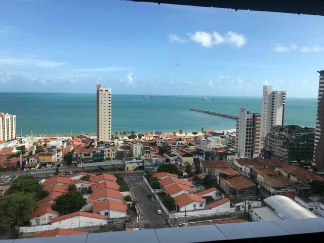 Apartamento Praia de Iracema Fortaleza