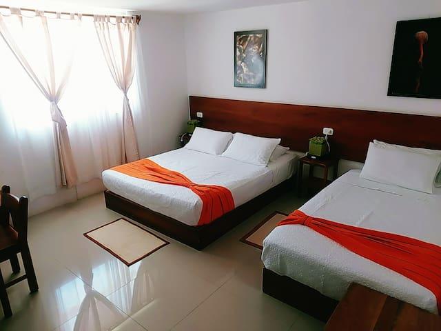 Soveværelse nr. 5