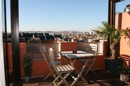 Appartement Terrasse Vue Panoramique - Wohnung
