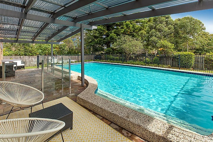 Easter at a resort style family home with pool - Forestville - Ev