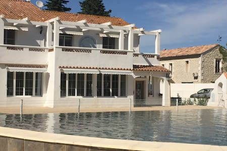 Bed and breakfast au coeur de la Camargue - アルル - 別荘