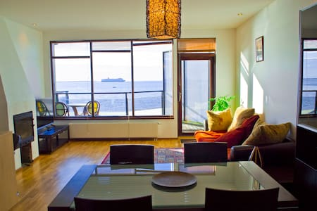 Comfort one bedroom apartment with sea view W301 - Tallinn - Byt