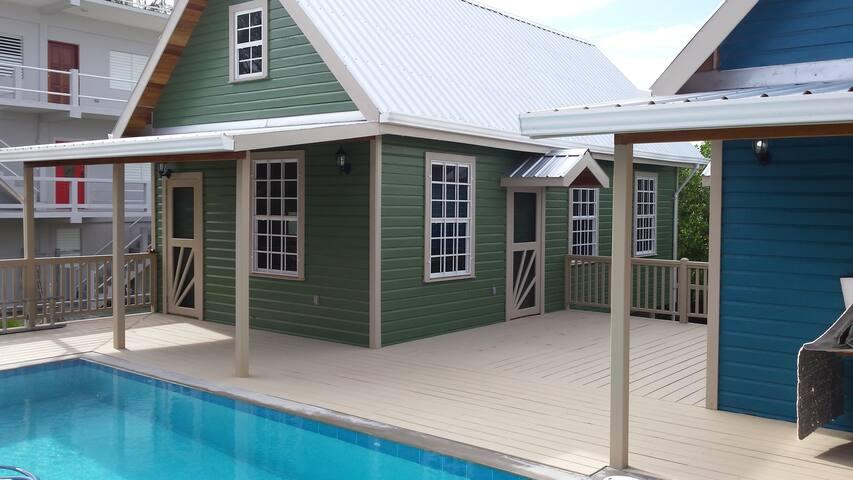 Turtle Cottage - Low Caye Cottages - Caye Caulker - Villa