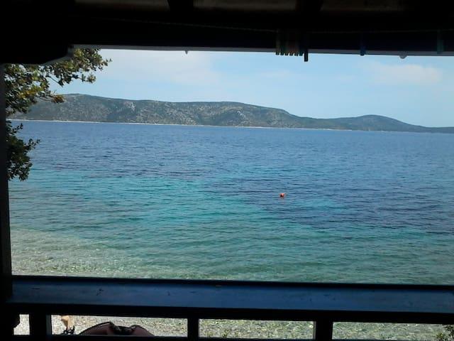 casa sul mare con spiaggia privata - Alonnisos - Holiday home