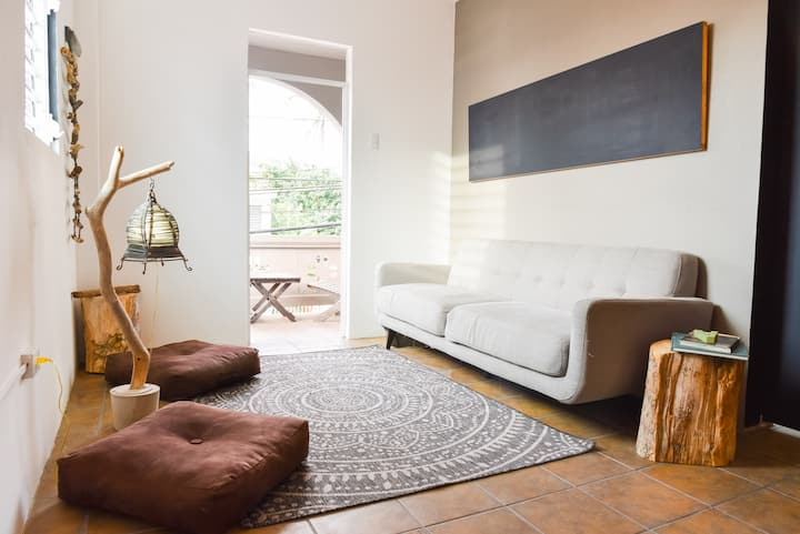 Casa Sofia: Playa / Wabi Sabi Decor Apartment
