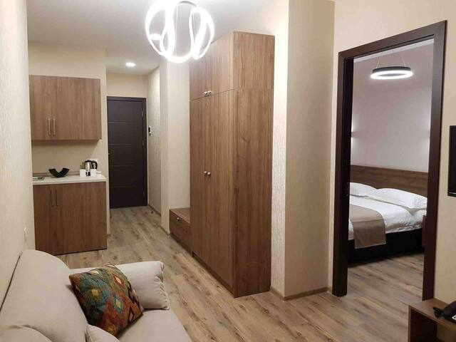 "Semi suite appartment ""Crystal resort""4stars hotel"