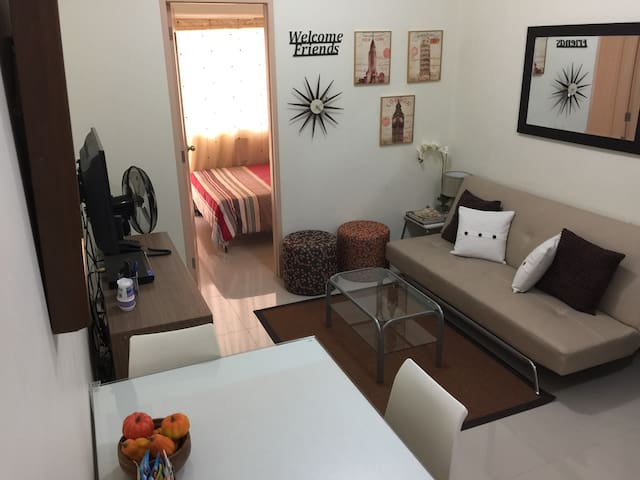 Cozy Condo Unit Near NAIA Airport / Mall