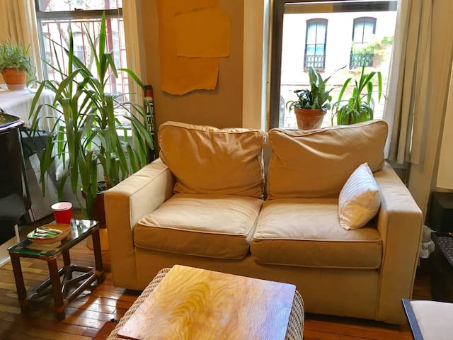Charming 2BR's, rent entire place or indiv BR's