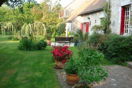 Charming vacation rental / Chambord - House