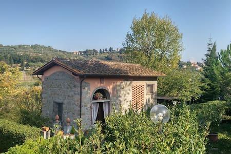 Antico fienile in villa del 1300