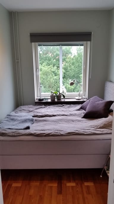 Sovrum, 160 säng