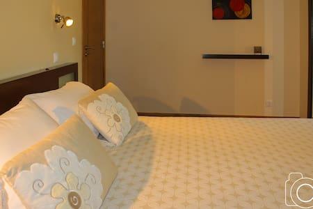 Solar do Carvalho, Private Room - Sao Vicente - Casa de hóspedes