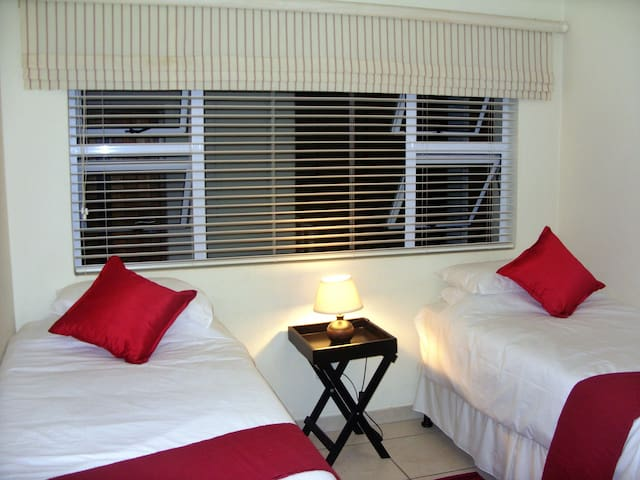 A holiday home away from home. Come and get away