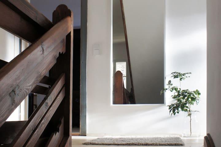 Charmante Altbauwohnung - Ebensee - Apartment