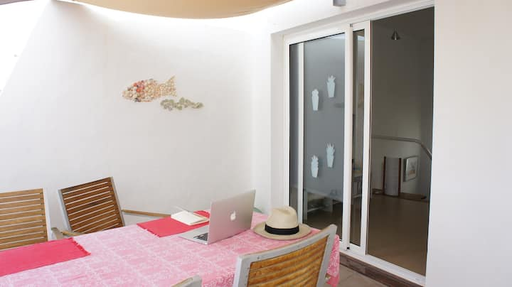 Apartment in La Graciosa (the house)