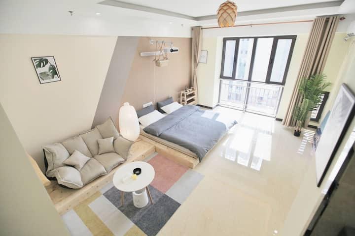 RE-10家 近长安万达瑞城公寓式一居住宅