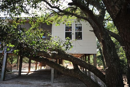 Secluded Beach Cottage - Corolla, NC - OBX