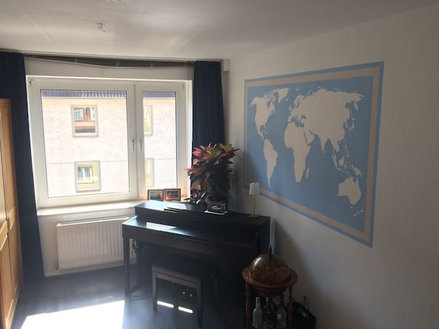 Lovely Apartment with 2rooms in central Hildesheim - Hildesheim - Apartment