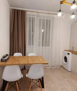 Уютная квартира в ЖК Мичуринский