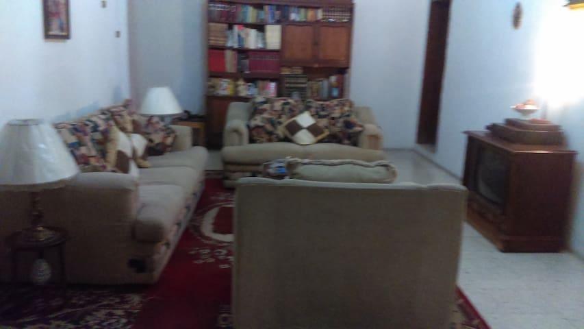 Casa familiar comoda