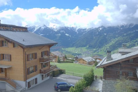 Simple apartment in Verbier