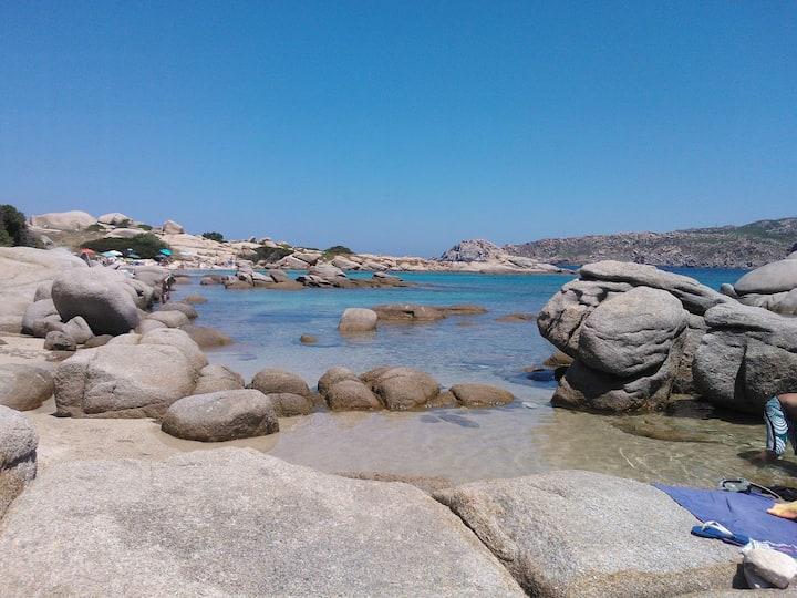 Un'oasi di pace in Gallura, tra mare e graniti