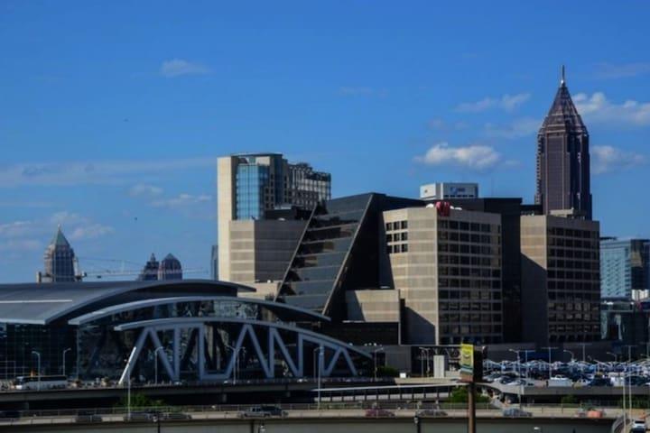 WOW Factor! Multi-tiered Loft Heart of Downtown - Atlanta - Loft