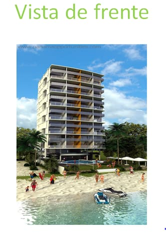 Beachfront apartment - Rio Hato - Apartemen
