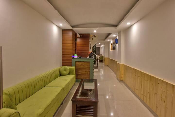 Best service with best room nd also best price