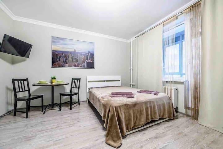Квартира-студия в Кудрово