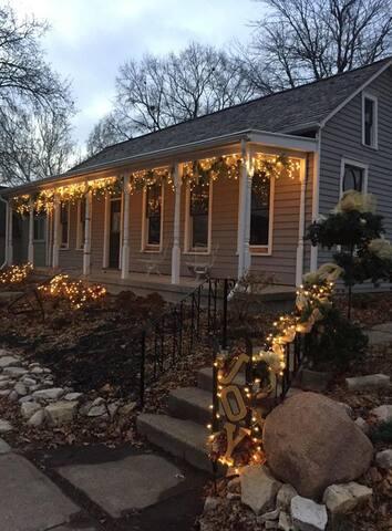 Beautiful at Christmas!