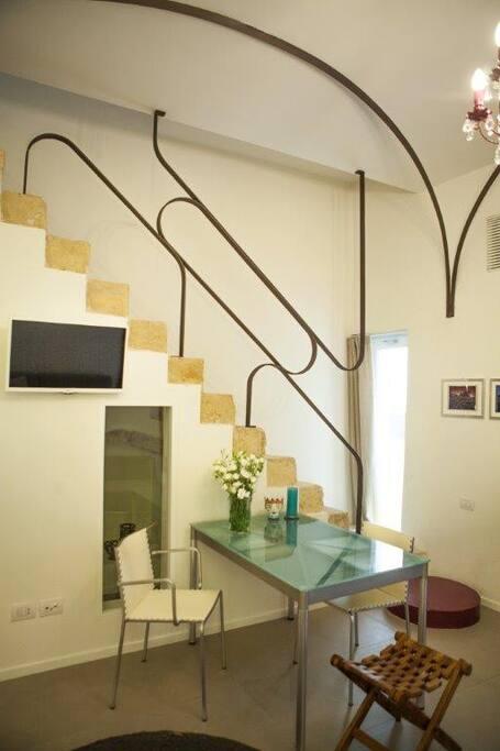 31giravolte case in affitto a lecce puglia italia for Piani di aggiunta della camera da letto del primo piano