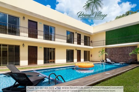 Cozumel Apartment for Rent-2