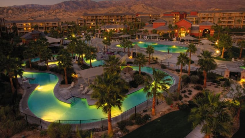 Take In the Natural Beauty of California at Indio!