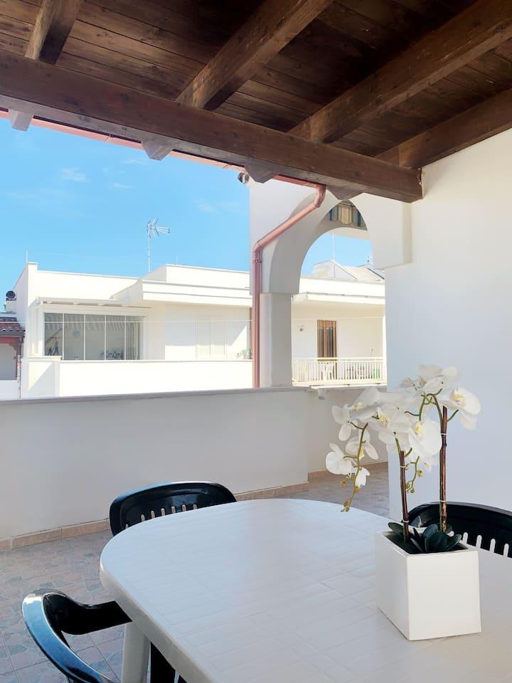SOTTOCOSTA 1 - Appartamento San Foca