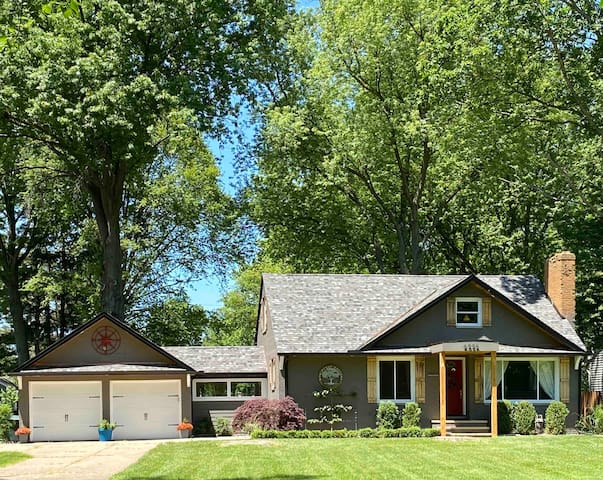 Big Creek Cottage, OH  whole home, SuperHost
