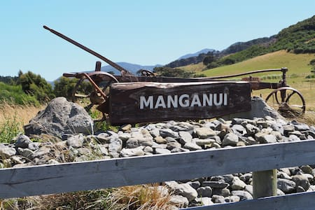 Manganui Farm Cottage