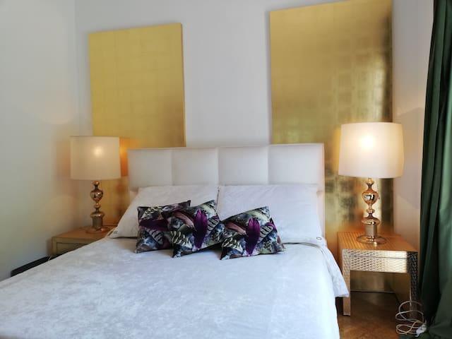 Fendi Studio Barcelona with private bath.